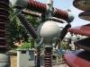 110 kV Druckluft-Leistungsschalter
