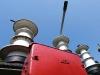 110 kV-Hochspannungstrennschalter