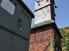 Fachwerk-Turmstation