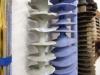 Kunststoffisolatoren-Prüflinge
