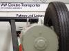 Elektrischer Fahrmotor für Paketzustellfahrzeug